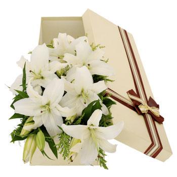 生日鲜花-温馨甜蜜