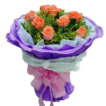 情人节鲜花-你是我的中心